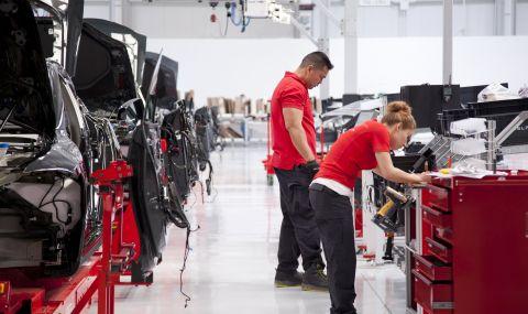 САЩ създадоха един милион работни места