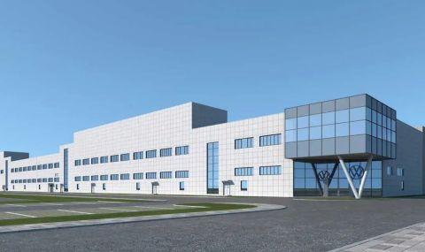 Volkswagen започва да строи нов завод в Китай
