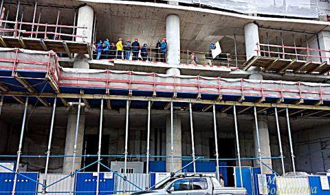 Плащат 600 млн. лв. на строителните фирми