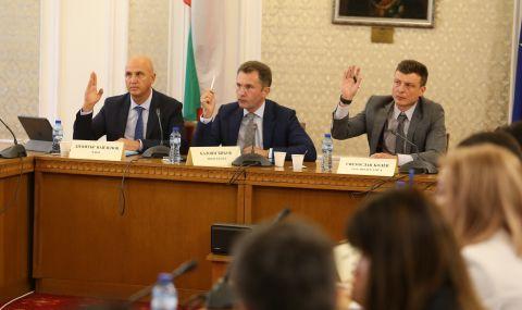 """Комисията за """"Росенец"""" ще изслуша бивш министър и бившия шеф на НСО"""
