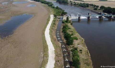 """Проектът """"Делта"""": Как Нидерландия се справя с наводненията"""