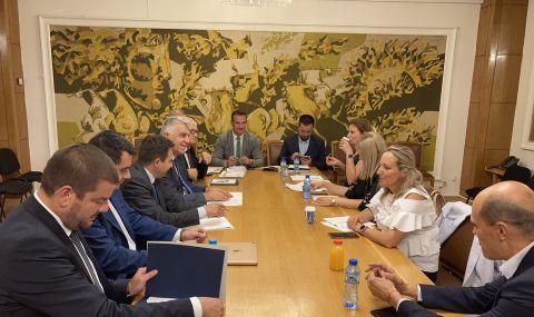Проф. Румен Гечев: Вижданията ни за икономическа политика съвпадат с тези на ИТН
