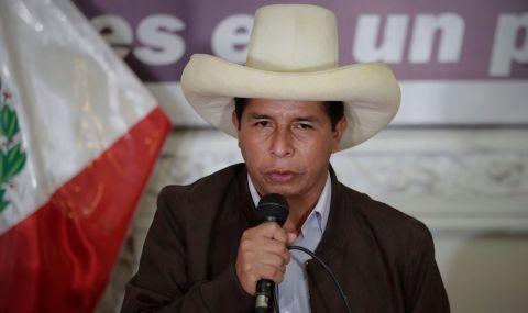 Първият беден държавен глава на Перу