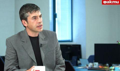 Росен Миленов за ФАКТИ: Гешев може да си тръгне само когато Доган прецени