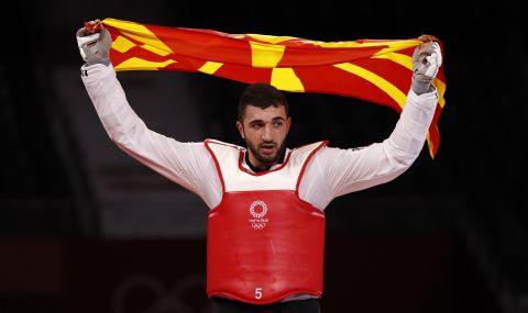 Северна Македония празнува най-големия олимпийски успех в историята си