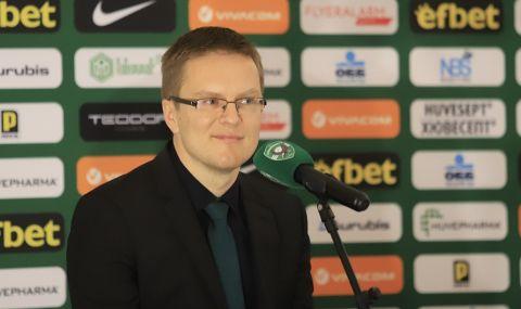 """Треньорът на Лудогорец определи като """"опасен"""" утрешния съперник на """"орлите"""""""