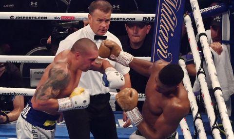 Олександър Усик детронира Джошуа и е новият голям шампион в тежка категория (ВИДЕО)