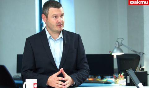 """Симеон Ставрев пред ФАКТИ: ГЕРБ предлагат едно значително разширение на """"синята"""" зона в София"""
