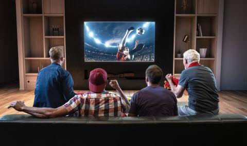 Спортът по телевизията днес