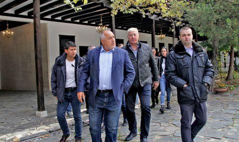 Борисов: Единственото, което трябваше да направи днес Радев, беше да уволни Стойчо Кацаров