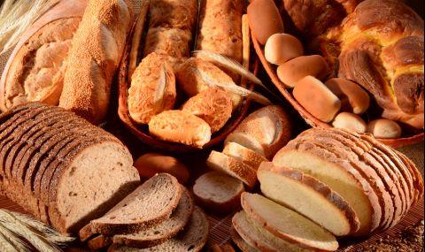 В никакъв случай не правете това с черния и белия хляб