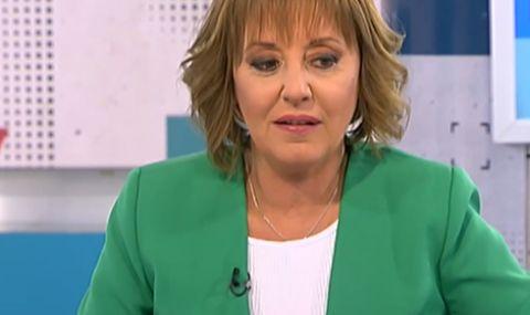 Манолова: Дойде време за обединение, не да си търсим кусурите