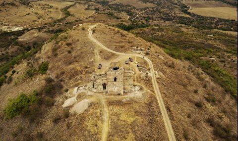 НИМ продължава проучванията на Букелон – ловната крепост на императори и султани