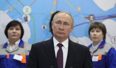Путин – като Петър Първи и Сталин