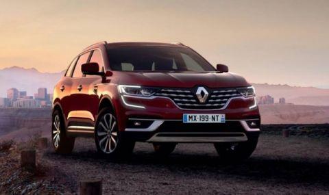 Renault спира производството на четири от моделите си